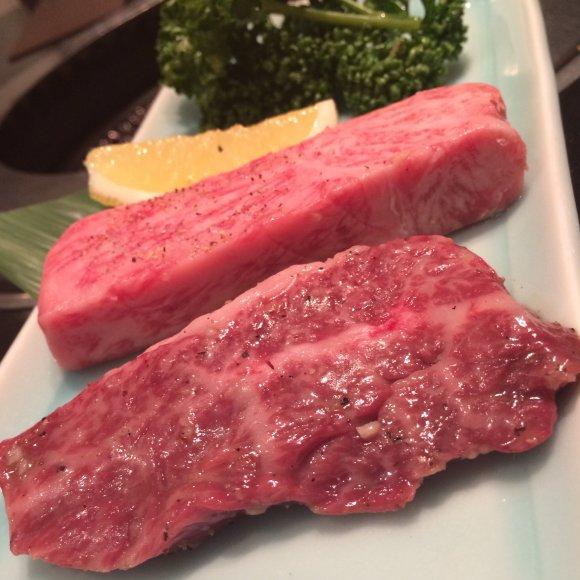 厚切り肉も1枚~追加OK!1000円で楽しめる人気店の贅沢焼肉ランチ