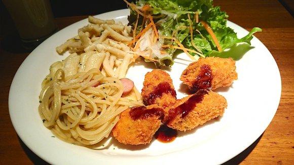 食べ放題も!六本木のオイスターバーの牡蠣フライランチ3選