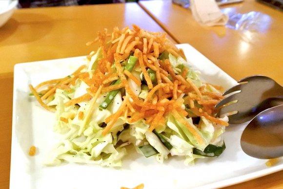 世界初!米粉パスタ専門店のグルテンフリーな料理と有機野菜が美味い!