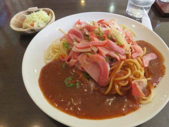 モチモチ麺とスパイシーさが堪らない!名古屋名物あんかけスパが美味い店