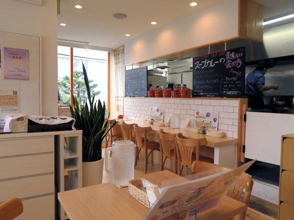 老舗の漬物屋さんプロデュース!京都の美味いが詰まった土鍋スープカレー