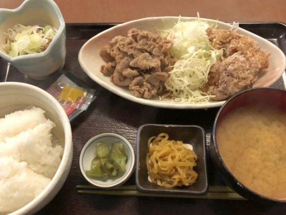 創業昭和11年!地元民に長年愛され続ける「飲める食堂」の唐揚げランチ
