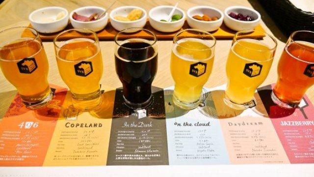 【連載】渋谷のラジオ 第5回:渋谷のクラフトビール