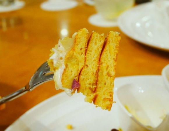 【新発売】サラベス代官山店限定 スィートポテトパンケーキ