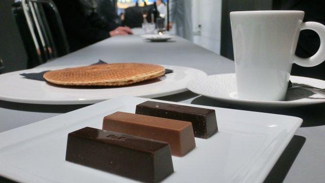 【銀座】ベルギー発、日本初上陸のチョコレート専門店オープン