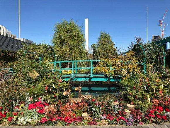 ブクロのオアシス「食と緑の空中庭園」でいただく絶品うどん『かるかや』