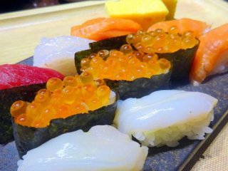 週末限定!2160円で職人が握りたての寿司も食べ放題なランチブッフェ