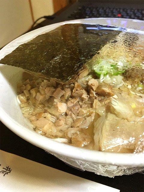 さすがラーメン消費量全国1位の県!店でも出前でも味わえる「煮干中華」