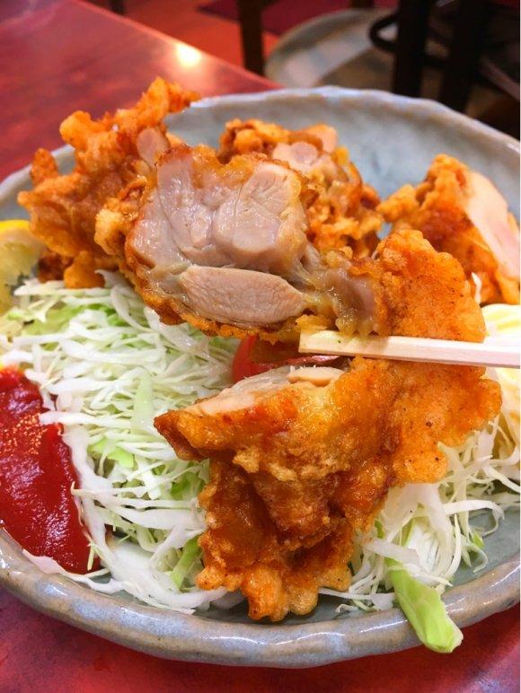 お肉が山盛り!デカ盛りの聖地「仙台や」の巨大チャーシューチャーハン