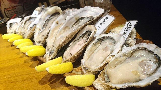 獲れたての味を堪能!新橋の「こだはる」で全国の美味しい牡蠣と日本酒を