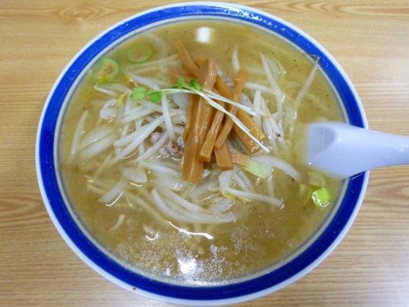 札幌味噌ラーメンの元祖!歴史を感じる美味しさが堪能できる『味の三平』