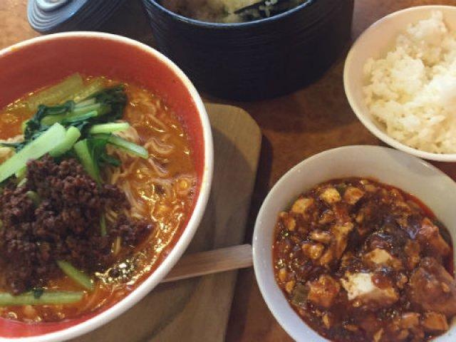 超お値打ち!880円で「麻婆豆腐とごはんが食べ放題」の人気中華料理店