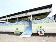 ふなっしーがプロデュース!初の「海の家」が江の島に期間限定オープン