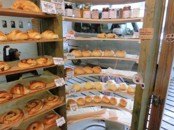 【表参道】路地裏に発見!体に優しく素材にこだわるパン屋さん