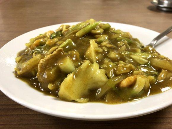 大阪の老舗北京料理店の看板メニュー!510円とは思えない中華カレー