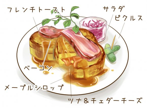 お家ではマネできない味!未だ行列の絶えない人気フレンチトースト専門店
