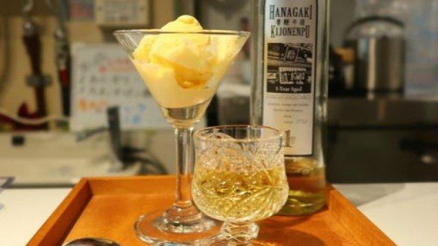 日本酒アイスに飲み比べも!女性一人でも入りやすい福井の地酒が飲める店
