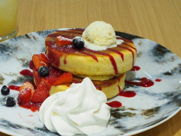 梅田パンケーキ総まとめ!定番から創作系まで多種多様な10選
