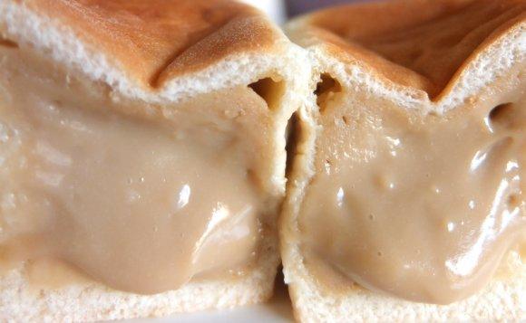 スザ ビストロで味わえる!一番人気の美味しい「紅茶のクリームパン」