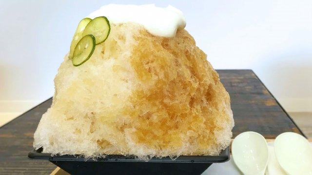 あの『廚菓子くろぎ』と『猿田彦珈琲』がコラボ!限定かき氷を徹底レポ