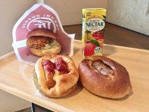 パン屋にも「百均」が!バーガー系もサンドイッチも全部100円のパン屋