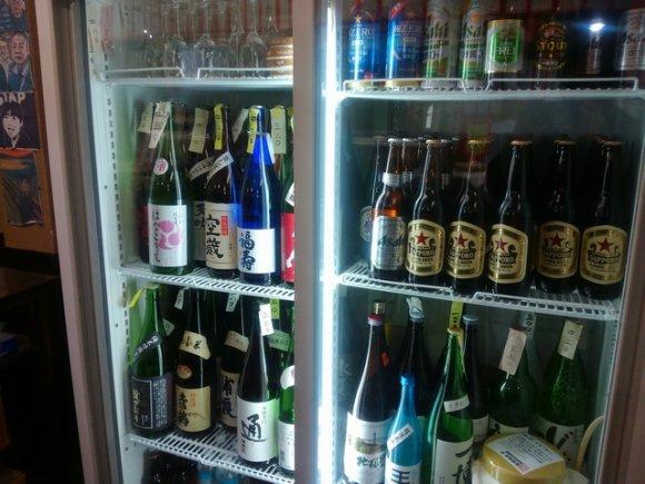 千円強で楽しめる!日本酒好き必見の安くて旨い立ち呑み@天満