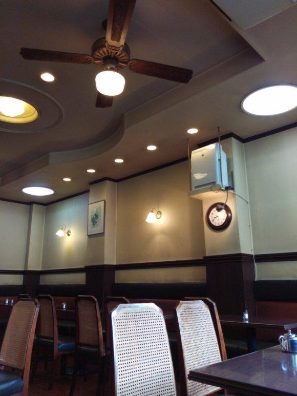 京都人気分が味わえる!地元で愛される老舗純喫茶のモーニング