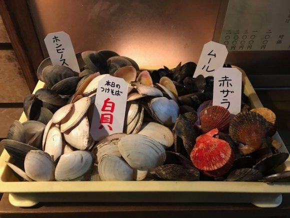 【潮 くろ喜】金曜限定!『饗 くろ喜』が手がける貝出汁そば最新レポ