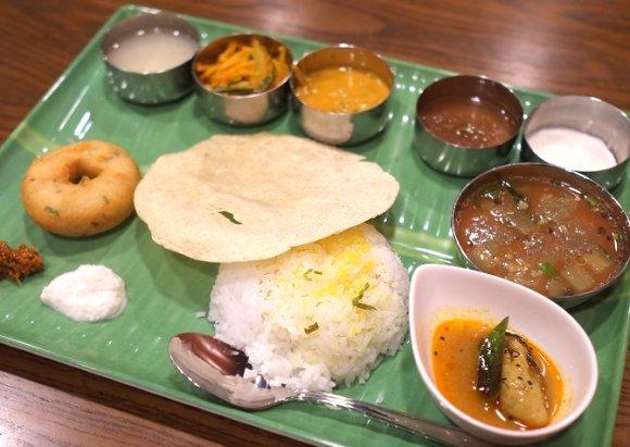 おかわりOK!ベジ料理好きなら訪れてほしい優しい南インドカレーの店