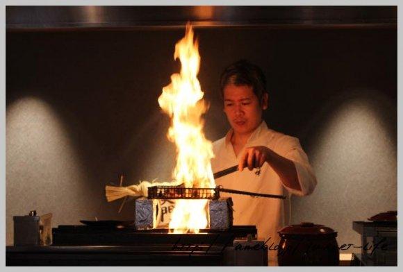 お刺身に焼き鳥、天ぷらまで!フロア毎にメインが異なる話題の日本料理店