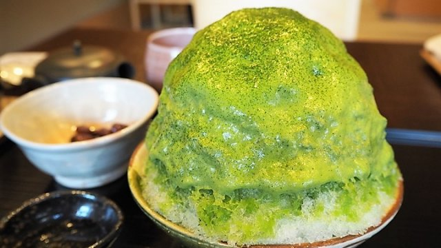 あの下北沢の名店の味を引き継いだ抹茶のかき氷が京都・嵐山で本格開始!