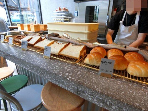 パン食べ放題モーニングは550円から!渋谷で注目のベーカリーカフェ