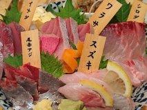 漁港直送の魚をリーズナブルに!名物・刺身盛り合わせがめっちゃお得な店