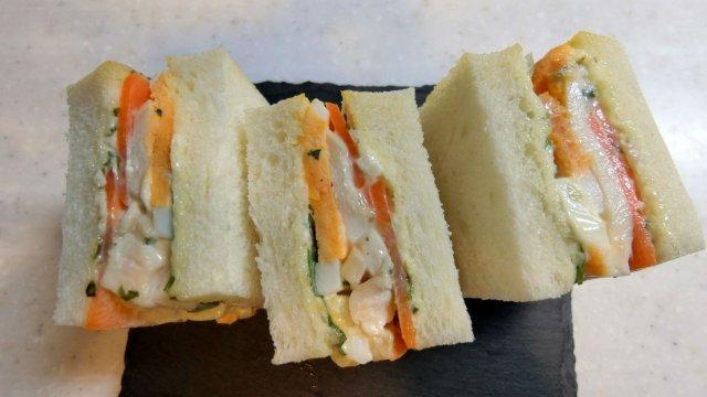 パンマニアも注目!スイーツの巨匠が手掛けるサンドイッチが楽しめるお店