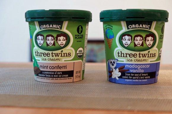アメリカの超定番!全米人気NO.1のオーガニックアイスクリームが上陸