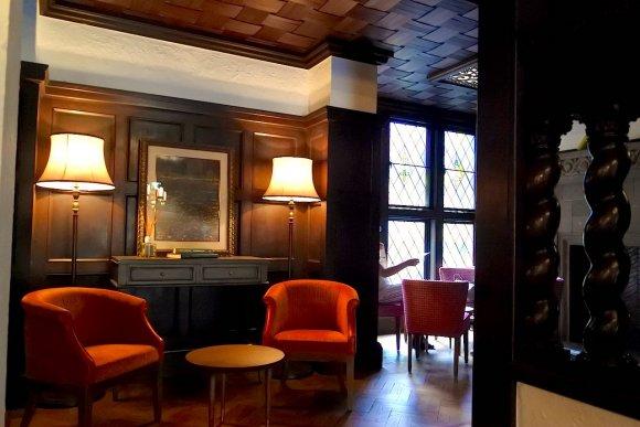 え、意外と安い!?赤坂プリンスホテルの旧館のフレンチで優雅なランチを