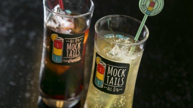 お酒が飲めなくてもOK!まるでカクテルな「モクテル」と楽しむグルメ