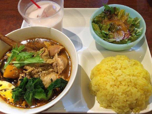 東京で味わうスープカレー!本場を超えたかもしれない絶品5選