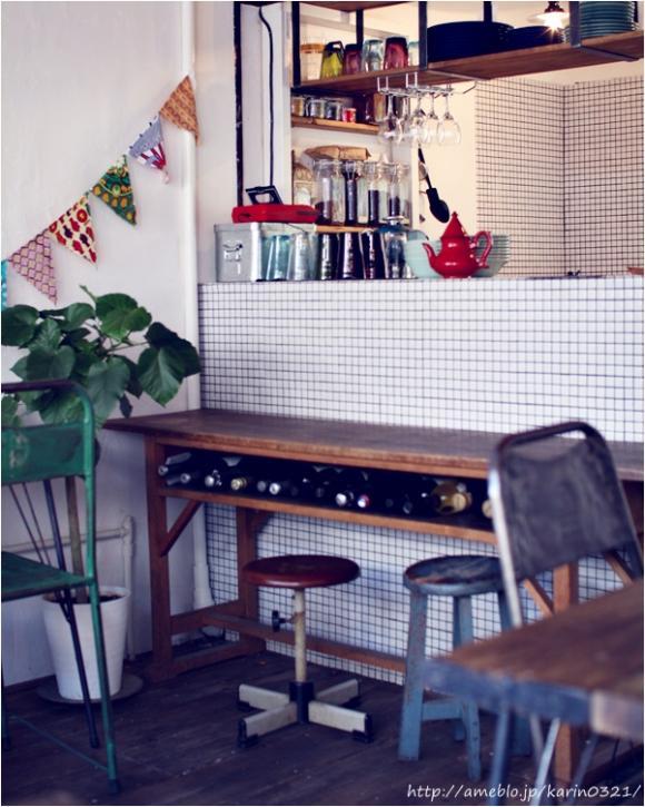 高尾山の麓にオープン!素敵カフェでいただく絶品パフェ♪