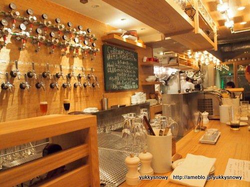 飲食店激戦区な五反田で、様々なシーンにお勧めなビアバー3選