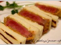 シャトーブリアンのカツレツサンドが驚きの価格で食べられる店