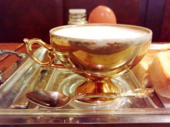 TV撮影にも使われる純喫茶のモーニングで本物のレトロ体験を