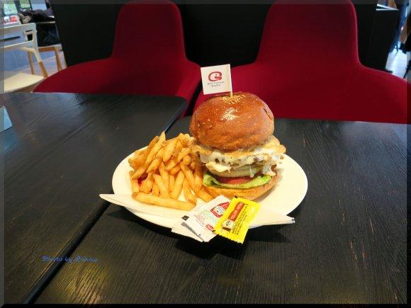 【虎ノ門】朝からガッツリ本格派ハンバーガーが頂けるお勧め店