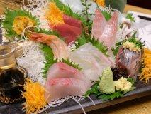 お刺身にカキフライ、煮魚も!魚料理が旨い新潟のクラフトビール直営店