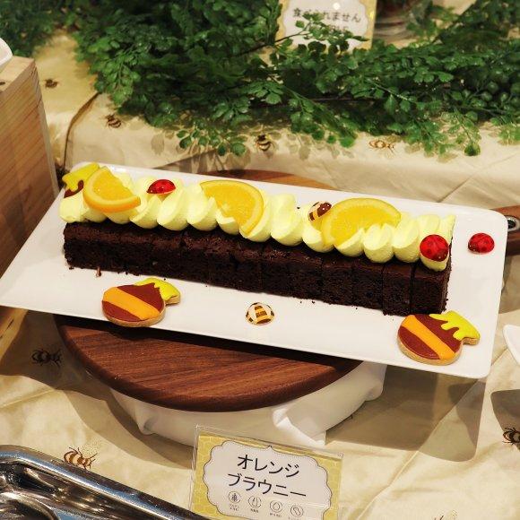12/17迄!可愛いデザート&ランチブッフェ「表参道でハニーハント」