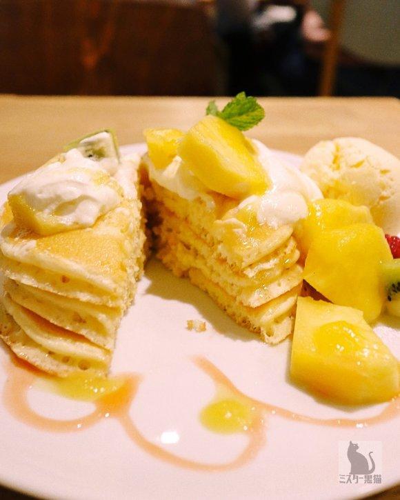 ブームを牽引してきた人気店!VoiVoiのパインヨーグルトパンケーキ